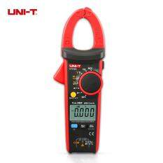 ซื้อ Uni T Ut216C Digital Clamp Meters 600A True Rms Auto Range Multimeters Frequency Capacitance Temperature Ncv Test Megohmmeter Intl จีน