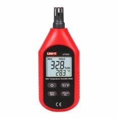 ซื้อ Uni T เครื่องวัดความชื้นและอุณหภูมิ รุ่น Ut333 ออนไลน์ ถูก