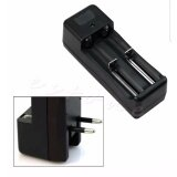 ซื้อ Universal 3 7V Dual Battery Charger For 16340 18650 26650 Rechargeable Li Ion Eu ออนไลน์ ถูก