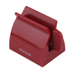 ขาย Allwin หลอดยาสีฟันเครื่องบีบคลึงได้ง่ายเจ้าของบูธที่นั่งตู้สีแดง ออนไลน์ ใน จีน