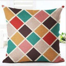 ราคา Ur Creative Stripes Pillow Case Intl เป็นต้นฉบับ