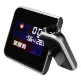 ราคา Urparcel Weather Station Digital Desk Alarm Clock Led Colorful Display Black Intl ใหม่