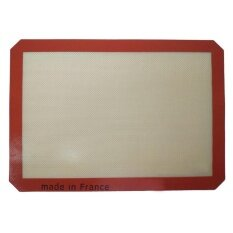 ความคิดเห็น Ustore Silicone Baking Mat 42 29 5Cm Non Stick Silicone Baking Sheet Red Red Intl