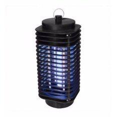 ราคา เครื่องดับจับยุงและแมลงไฟฟ้า ระบบแสงUv เครื่องดักยุงไฟฟ้า เครื่องดักจับยุง ที่ดักยุง โคมดักยุง เครื่องกําจัดยุง Electrical Mosquito Killer Black เป็นต้นฉบับ