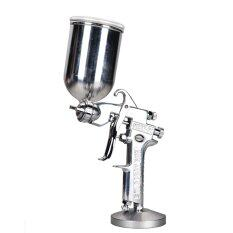 ซื้อ Valianto New71 G High Atomization Hvlp Gravity Feed Spray Gun Silver Nozzle Size 1 0Mm ใหม่