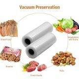 Vanker Multi Size Rolls Vacuum Bags Foodsaver Storage Heat Sealer Bags Wrap Grain 12 500Cm Intl เป็นต้นฉบับ