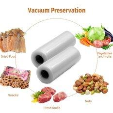 ราคา Vanker Multi Size Rolls Vacuum Bags Foodsaver Storage Heat Sealer Bags Wrap Grain 12 500Cm Intl ใหม่