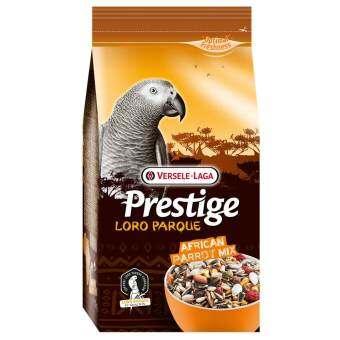 Versele-Laga โลโรพาร์ค เพรสทีจ อาหารนก นกแก้วแอฟริกัน อาฟริกันเกรย์ จาร์ดีน ซีเนกัล สูตรโลโรพาร์ค Af-