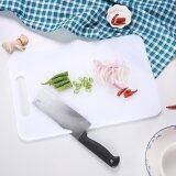 โปรโมชั่น Victory Quality Thickening Chopping Block Non Skid Durable Cutting Board Hanging Plastic Chopping Board 20 5 33 5 Intl ถูก
