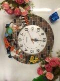ราคา ราคาถูกที่สุด Vimata Vintage นาฬิกากุ๊ก สไตล์วินเทจ น่ารักสดใส รุ่น Sp360