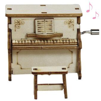 Vococal กล่องดนตรีไม้ซ่อมนู่น