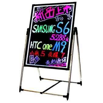 โปรโมชั่น Voice กระดาน LED ป้ายไฟเขียนได้ LED Writing Board ขนาด 60 x 80 ซม