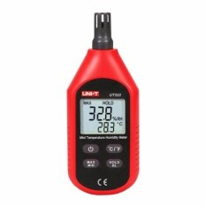 ซื้อ Uni T เครื่องวัดความชื้นและอุณหภูมิ รุ่น Ut333 กรุงเทพมหานคร