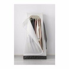 ราคา Vuku ตู้เสื้อผ้า Wardrobe 74 51 49 Cm ขาว ใหม่