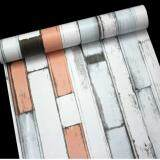 ขาย Wallpaper Sticker วอลเปเปอร์แบบกาวในตัว Line สไตล์b หน้ากว้าง 45Cm Xยาว 10M ใหม่