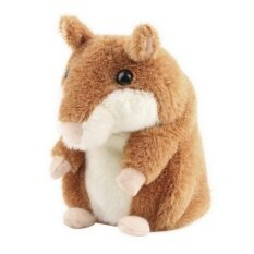 ขาย Wanying Premium Mimicry Talking Hamster Toy Repeats What You Say And Recordable Electronic Plush Buddy Mouse For Baby And Kids Birthday Gift Xmas Gift Intl ออนไลน์