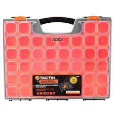 ขาย We Supply กล่องเก็บอะไหล่ กล่องเครื่องมือช่าง 22 ช่อง 16 Tooling Boox Organizer Tactix 320014 เป็นต้นฉบับ