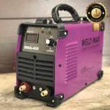 ซื้อ Weldmax ตู้เชื่อม Inverter Igbt 400A เชื่อมเหล็ก 4 มิล และ L55 ได้ ลากได้ทั้งวัน ไม่ตัด ใหม่ล่าสุด