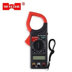 ซื้อ Whdz 266C Digital Clamp Meter Voltage Ac Current Resistance Temperature Test Multimeter Intl ออนไลน์ ถูก