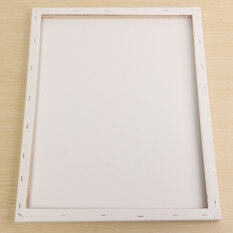 ส่วนลด White Blank Square Canvas Board Wooden Frame For Art Artist Oil Acrylic Paints 40X50Cm Intl Unbranded Generic ใน แองโกลา
