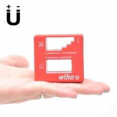 ราคา Wiha เครื่องทำแม่เหล็กและลบแม่เหล็ก สำหรับไขควง รุ่น U400 10 ใน กรุงเทพมหานคร