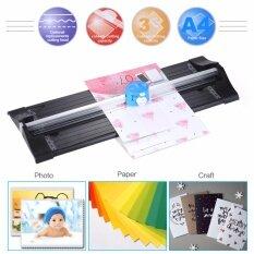ราคา Wins เครื่องตัดกระดาษแบบ 3ใบมีด ไซส์กระทัดรัด พร้อมที่วัดในตัว ใน กรุงเทพมหานคร