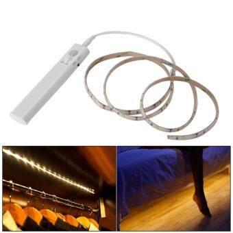 ไฟ LED ติดตามตู้เก็บของ สายยาว1เมตร