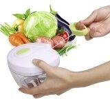ซื้อ Wondershop Kitchen Handheld Manual Vegetable Mini Chopper Cutter Fruit Slicer Shredder Intl ใหม่