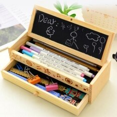 ราคา Wooden Pencil Case ราคาถูกที่สุด