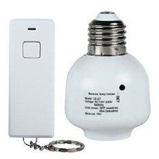 ซื้อ Wookee Remote Control Lamp Holder ขั้วหลอดไฟ ควบคุมด้วยรีโมท White ถูก