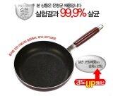 โปรโมชั่น Woosung Silver Nano Marble Coating Stir Frying Pan 32 Cm ใน เกาหลีใต้