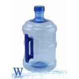 ซื้อ Wpower ถังน้ำดื่ม ขนาด 7 5ลิตร กลมใส พร้อมด้ามจับมือถือ สีน้ำเงิน Wpower ถูก