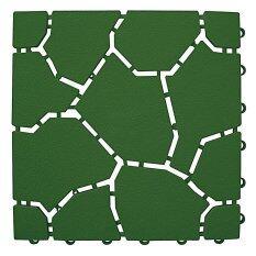 ราคา Wsp แผ่นกันลื่นสารพัดประโยชน์ รุ่น ลายหินใหญ่ สีเขียว