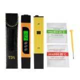 ซื้อ Xcsource 3In1 Tds Ec Temp Meter And Ph Meter With Atc Digital Accuracy Water Quality Monitor Pen Style Portable Tester Bi717 Intl ใน ฮ่องกง