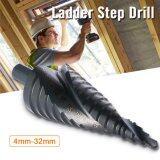 ส่วนลด Xcsource ดอกสว่าน ดอกสว่านขั้นบันได Tialn Pro Step 4 32 Mm Conical Cone Drill Bit Cutter Taper Mills Xcsource ใน กรุงเทพมหานคร