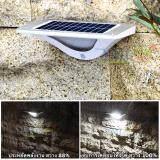 ราคา Xml Solar โคมไฟโซล่าเซลล์ 16 Smd Led Motion ทรง Modern ตัวใหญ่ เป็นต้นฉบับ Xml Solar
