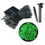 ขาย ซื้อ Xml Solar ไฟกระพริบโซล่าเซลล์ 200 Led 2 ฟังก์ชั่น แสง สีเขียว ไทย