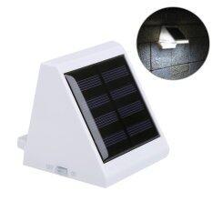 ขาย Xml Solar ไฟผนังโซล่าเซลล์ 4 Led เเสง ขาว ไทย