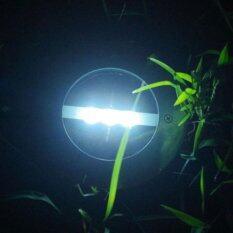 Xml Solar โคมไฟฝังพื้นโซล่าเซลล์ 3 Led เเสง สีขาว ไทย
