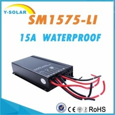 ขาย Y Solar 12V 24V 15A Mppt Solar Controller 5Stages Time Adjusted Solar Charge Regulator Work For Li Battery Ip67 Intl