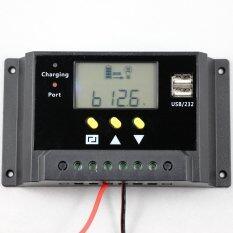 ราคา Y Solar 12โวลต์ 24โวลต์ 20 Amps สองสุริยเรกกูเลเตอร์ 5โวลต์ยูเอสบี และควบคุมจับเวลาใหม่ 20แอมป์ Sm20 ที่สุด