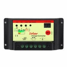โปรโมชั่น Y Solar 20A 12V 24V Solar Panel Charger Controller Light Timer Control For Solar Led Street Light Intl ใน Thailand