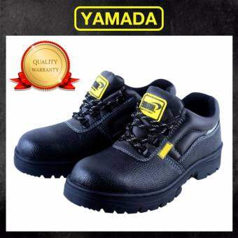 YAMADA รองเท้าเซฟตี้  NO.6  (Size 40) สีดำ