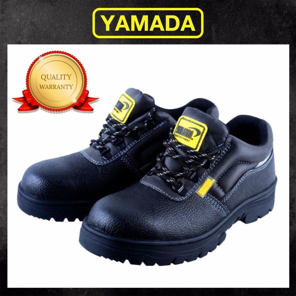 YAMADA รองเท้าเซฟตี้ NO.7 (Size 41) สีดำ