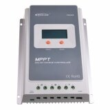 ทบทวน Y H 30A Mppt Solar Charge Controller 12V 24V Charge Regulator 100V Pv Input Lcd Display Tracer 3210A Series Intl