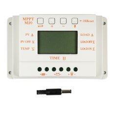 ราคา Y H Mppt ควบคุมการประจุพลังงานแสงอาทิตย์ 20A 12V 24V Solar Charge Controller Regulator M20 Intl Unbranded Generic ออนไลน์