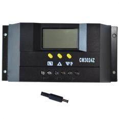 ขาย Y H 30A 12V 24V Auto Switch Solar Regulator Controller Panel Charger Battery Regulator Black Cm3024Z Intl Unbranded Generic เป็นต้นฉบับ