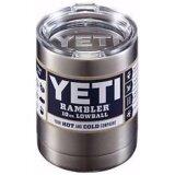 ราคา Yeti Rambler แก้วเก็บความร้อน เย็น เก็บน้ำแข็งได้นาน 18 24ชั่วโมง ขนาด 10 ออนซ์ ออนไลน์