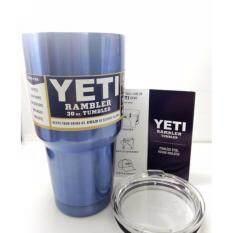 Yeti Rambler แก้วเก็บความเย็น น้ำเงินเข้ม Yeti Rambler ถูก ใน กรุงเทพมหานคร