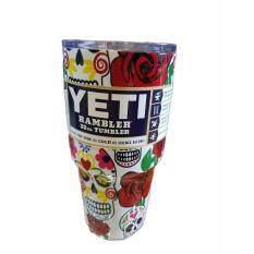 ขาย Yeti Rambler Tumbler แก้วเยติ แก้วน้ำเก็บอุณหภูมิ แก้วเก็บความเย็น Yeti แก้วเก็บร้อน แก้วกาแฟ แก้วเบียร์ ขนาด 30 ออนซ์ เป็นต้นฉบับ